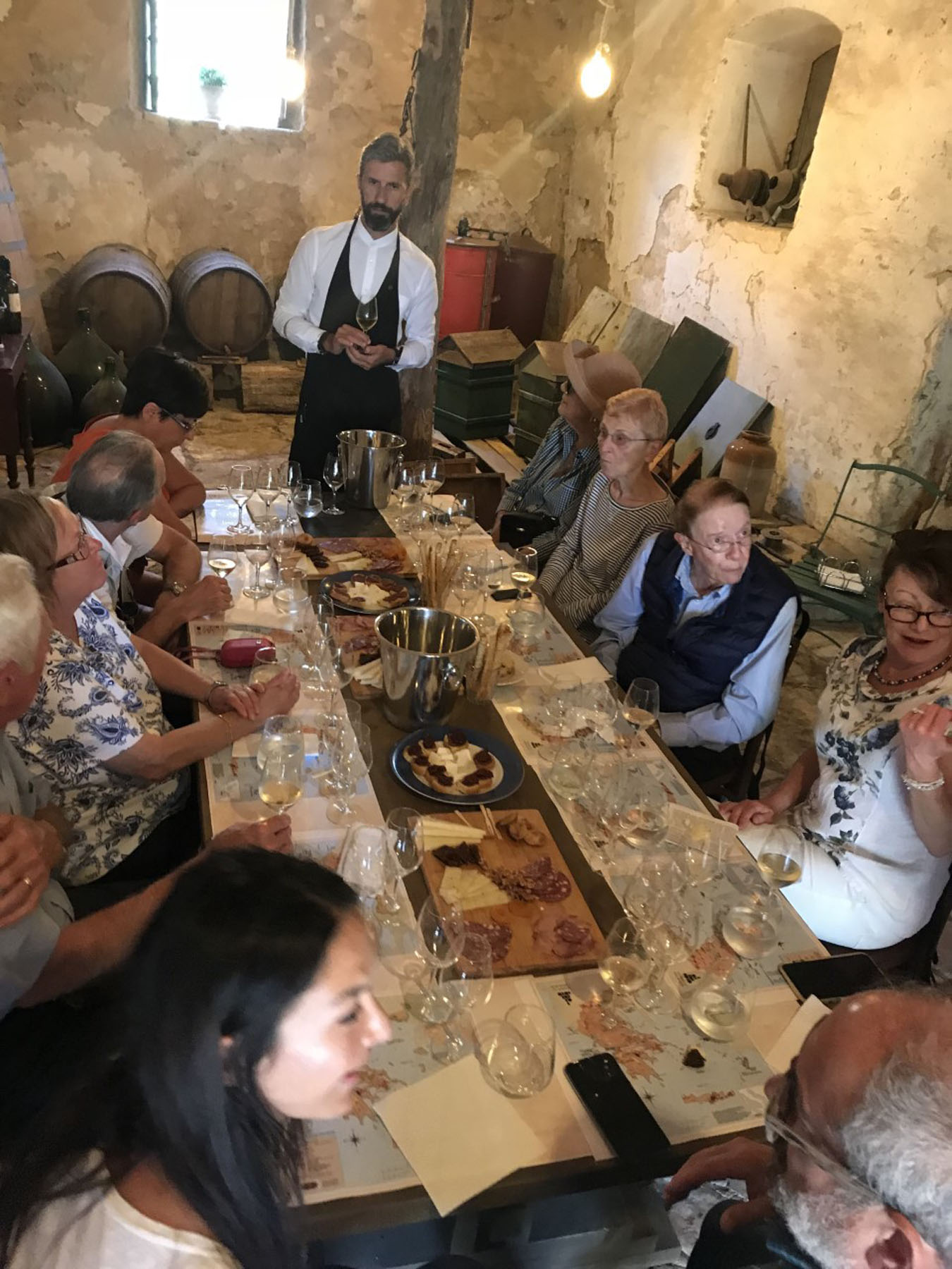 Wine Tasting Tour Corfu