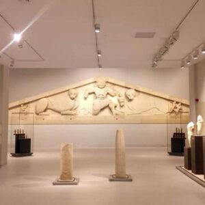 Corfu Archaeological Museum
